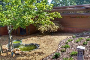 Frank Lloyd Wright Rosenbaum house alabama