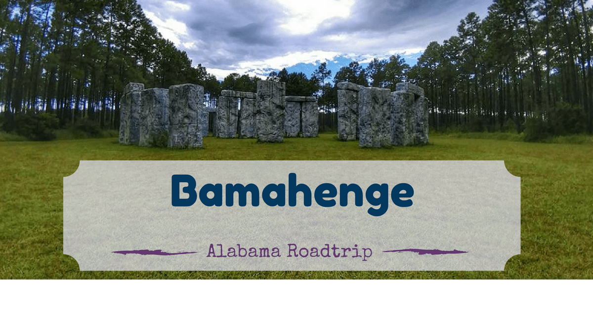 Bamahenge and Dinosaurs in the Woods ~ Gulf Shores Alabama's Attractions