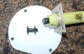 SDR 510017635 Cessna 206H Elevator tab control system sprocket sheared. Elevator trim tab actuator drive sprocket failed. P/No: 12601131. TSN: 686 hours/215 cycles/215 landings/6 months.