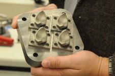 3D printed titanium joints