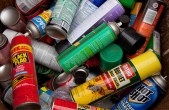 No. 8 – Aerosol Cans/flammable propellant: Only allowed for personal toiletries. Items intended for household and other uses are forbidden. Caps or trigger locks must be fitted. Image: iStock | © hroe