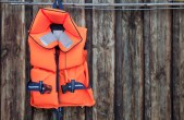 No. 9 – Lifejackets & Flares: Self-inflating life jackets are allowed with airline approval. Marine & military life jackets with flares are forbidden. Always check with your airline before you fly. Image: iStock | © Britta Kasholm-Tengve