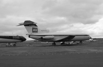 Hawker Siddeley Trident (CC BY 2.0 | Clemens Vasters)