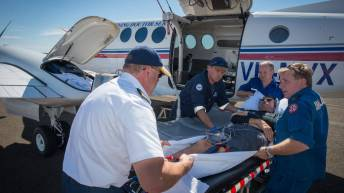 RFDS in action | Steve Lear