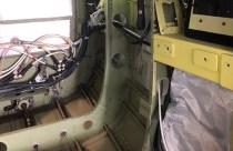 BEECH 200 B200C–ATA 5311 FUSELAGE MAIN, FRAME–FRAME–CRACKED.