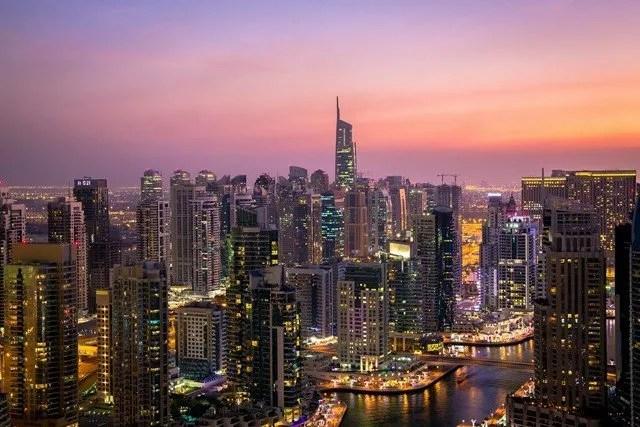 Flights from Lagos to Dubai