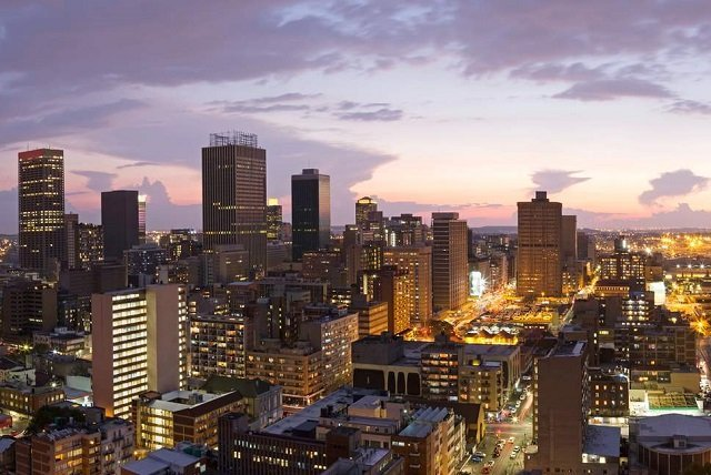 Johannesburg-Flight-Booking