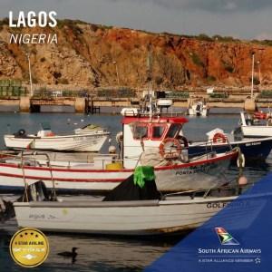 South African Airways Nigeria Lagos