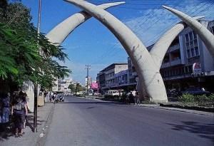 The Tusks of Mombasa