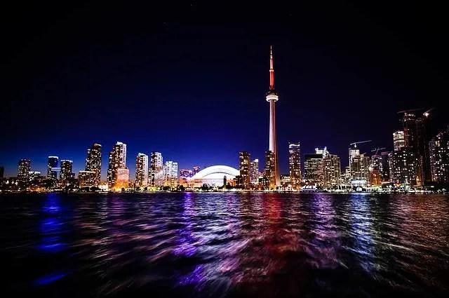 Flights from Nigeria to Toronto