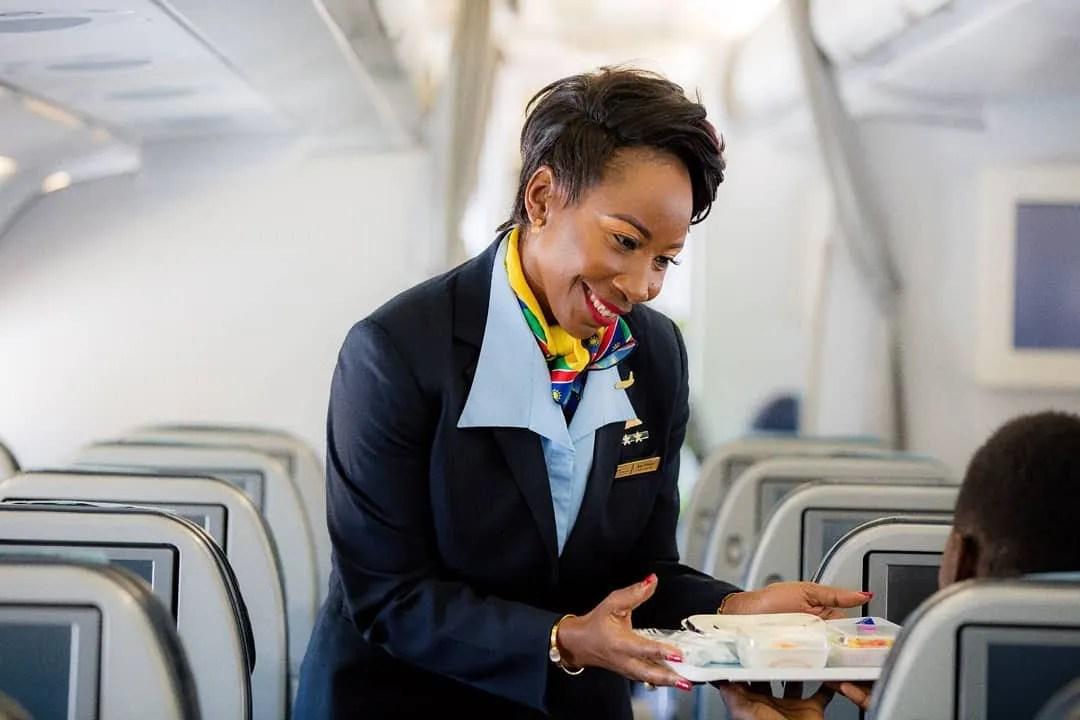 Air Namibia Booking Nigeria - Namibia