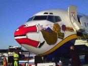 Santa Creamed