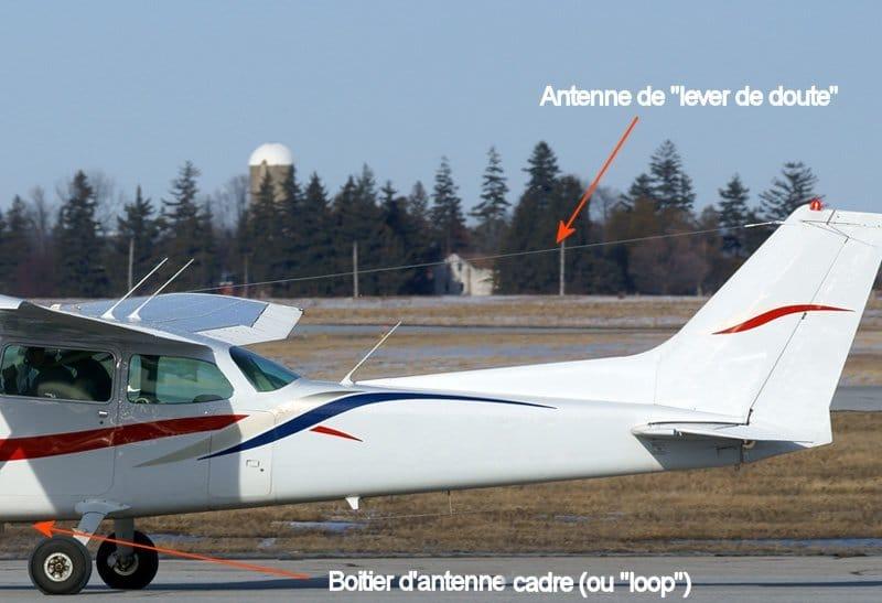 Antennes ADF 1
