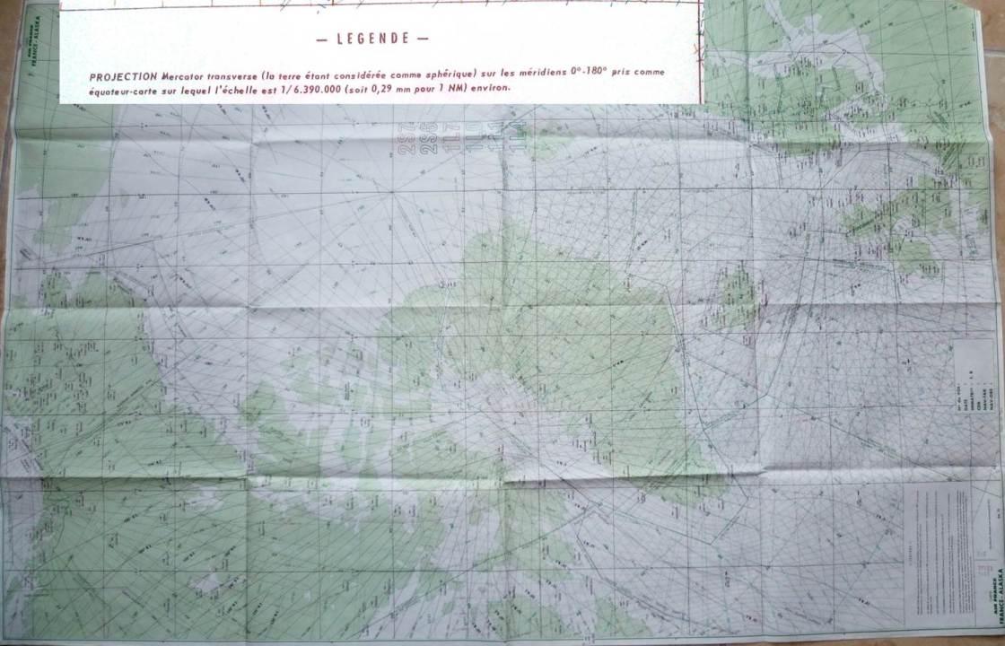 Carte Mercator Transverse