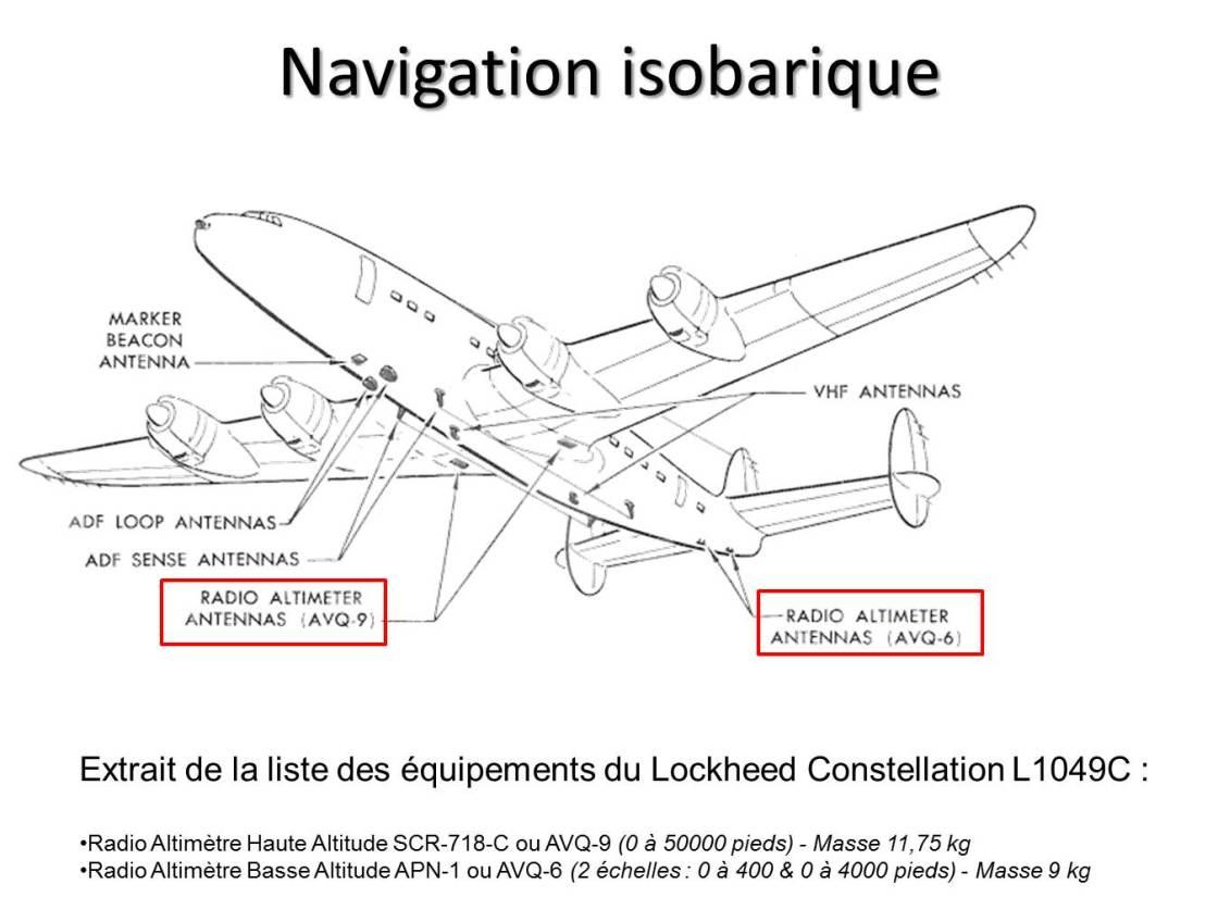 Nav isobarique