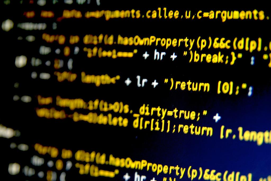 Do you need any code?