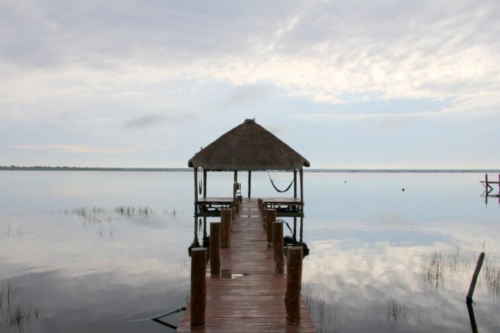 Lago Bacalar