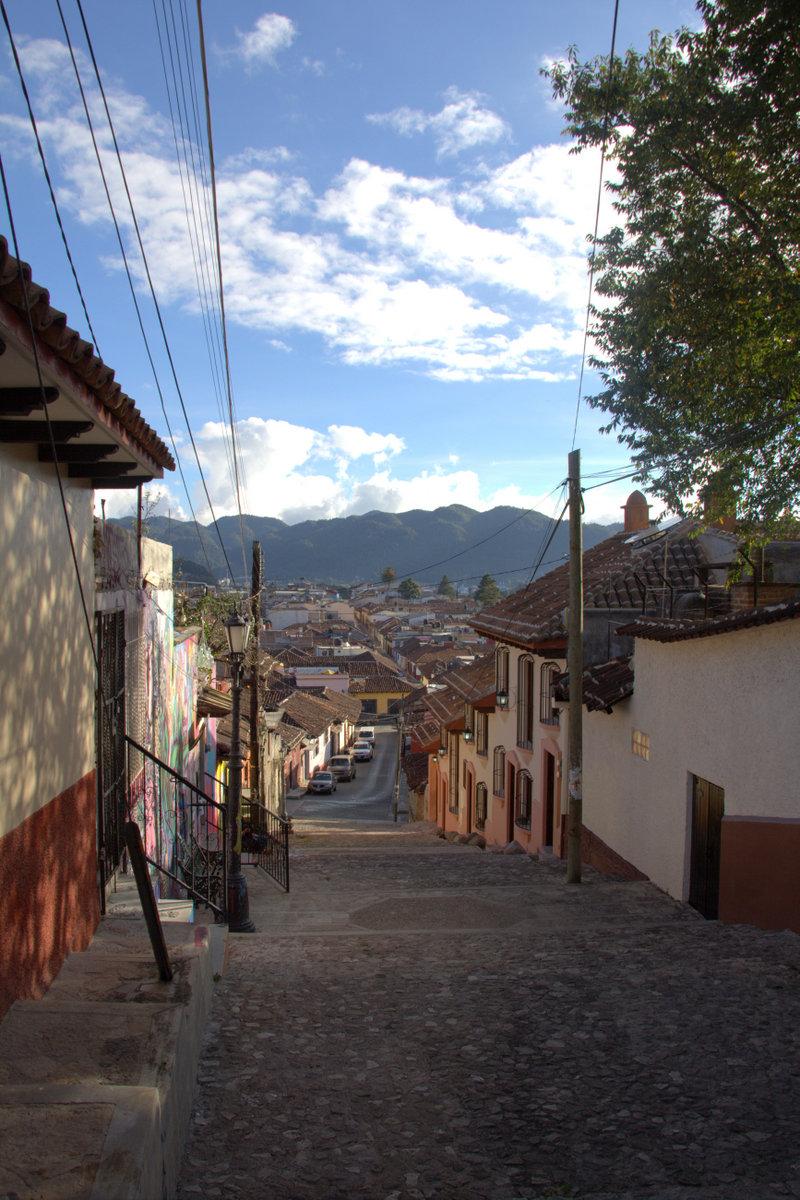 San Cristobal streets