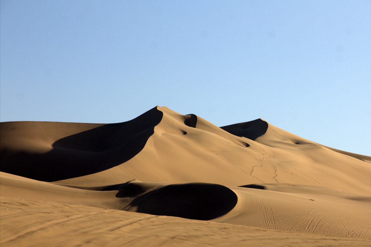 Desert Beaches, Desert Dunes, Desert Lines, Desert Ruins, Desert Mummies
