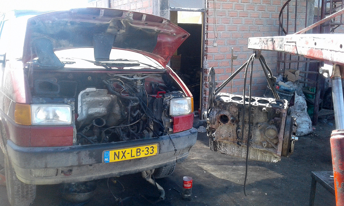 September 2017: Learning To Become A Mechanic