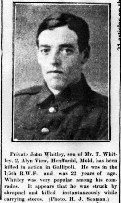 Mold John Whitley 001