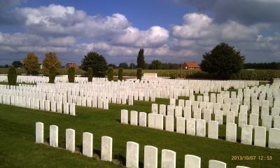 Mendinghem Cemetery