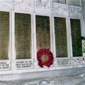 Wrexham War Memorial 2