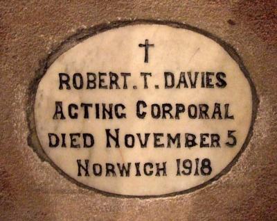 Holywell Davies Robert T 001