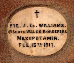 Holywell Williams J Ed 001