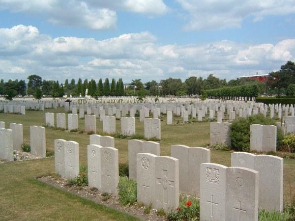 St. Server Cemetery