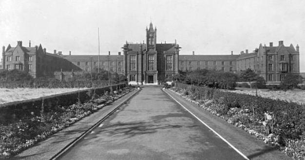 The Liverpool Industrial School, Kirkdale
