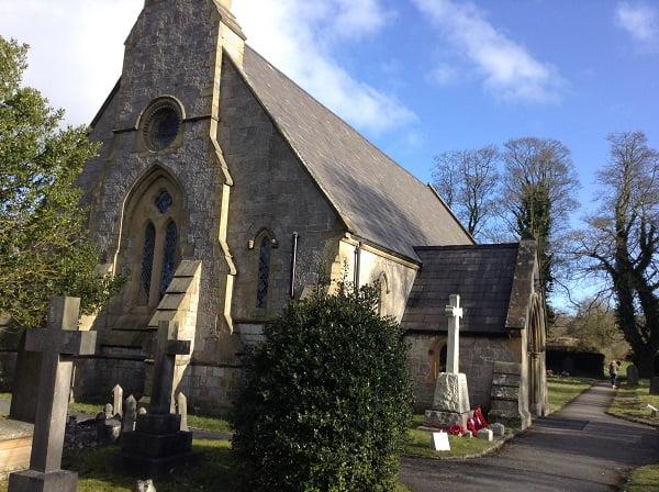 Brynford Church 001