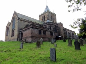Hawarden Church - 2