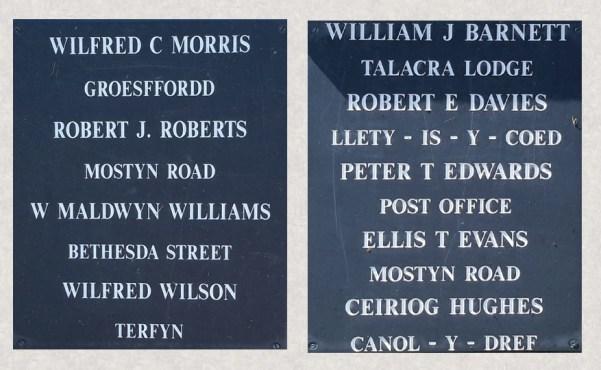 Gronant Memorial 004
