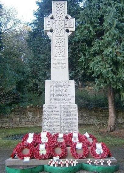 Caergwrle Memorial 001