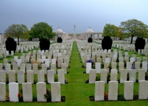 Loos Memorial (CWGC photo)