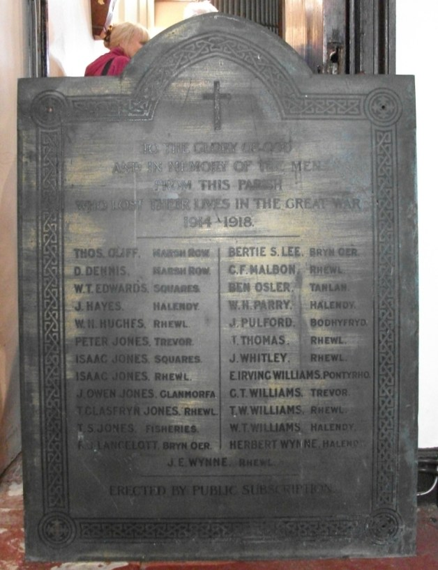 Mostyn Memorial 002