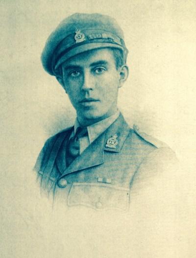 Lt. Walter Digby Buddicom M.C.