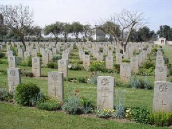 Gaza War Cemetery