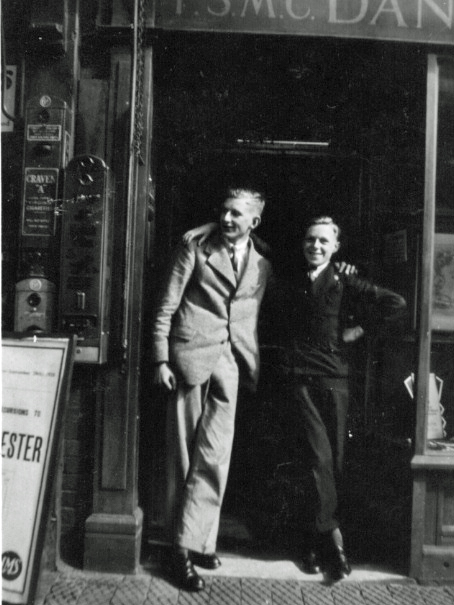 F W N Wilson and John Eric Hayes