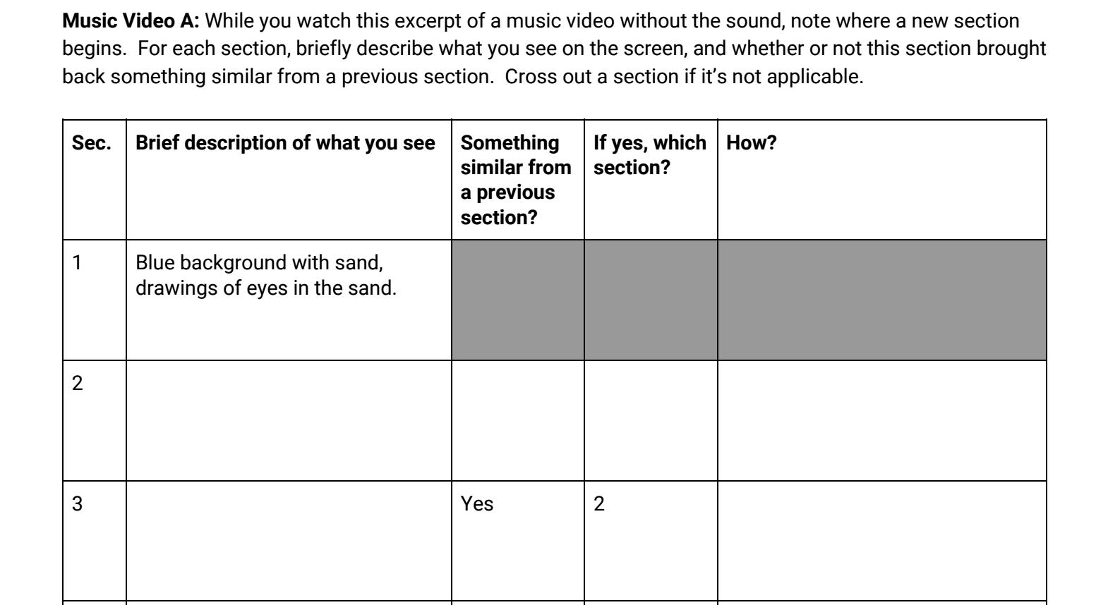 Engaging Everyone Musicalysis In The General