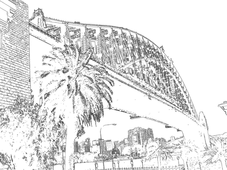 Photo Friday Sydney Harbour Bridge
