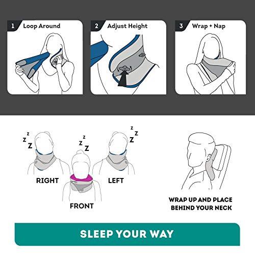 trtl pillow plus flip flop wanderers