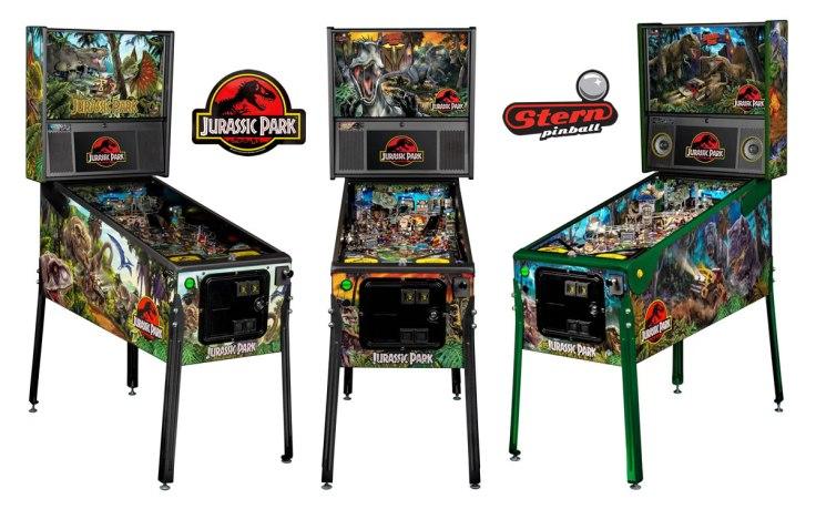 Stern-Pinball-Jurassic-Park-Pinball-Machine