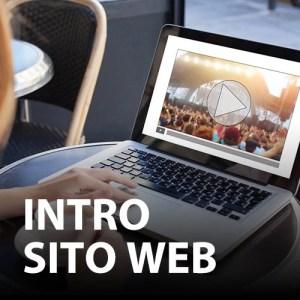 INTRO SITO WEB