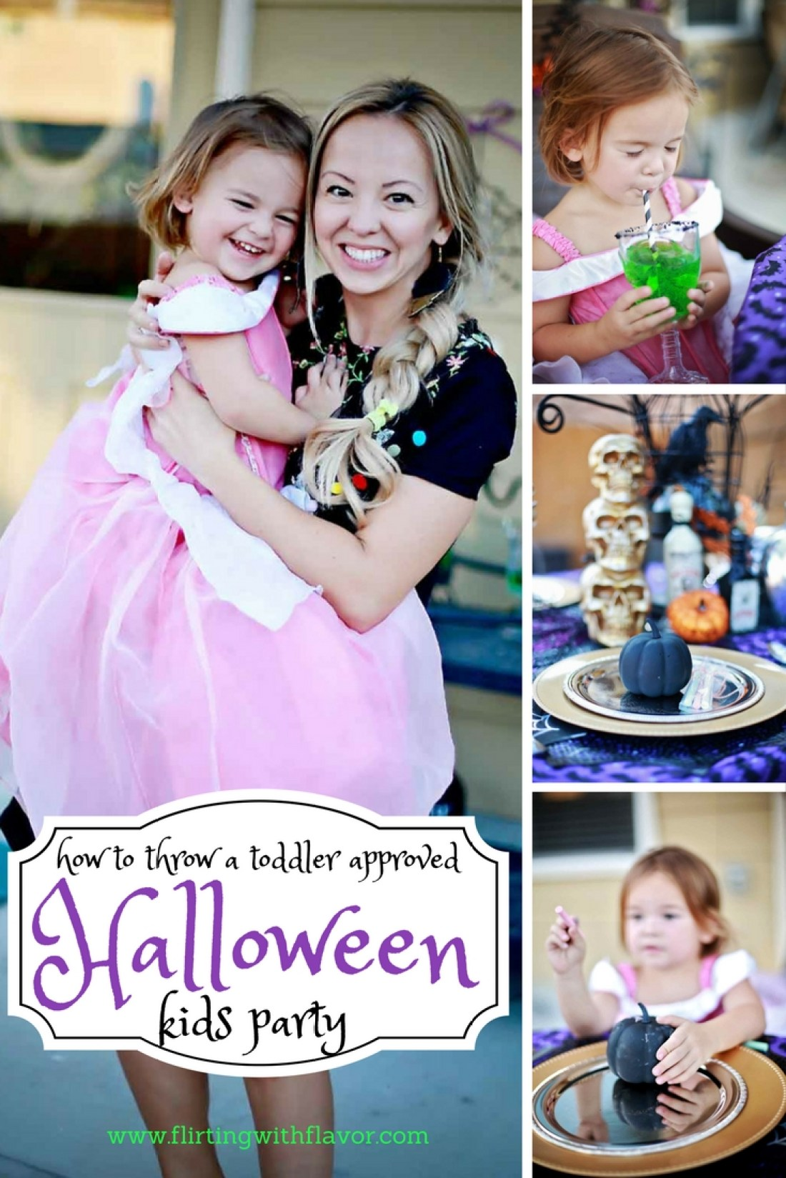 BEST EVER Kids Halloween Party that was totally fun even for my toddler!!!