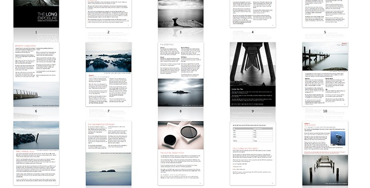 The Long Exposure eBook. How to take long exposure photos.