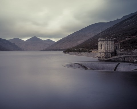 Silent Valley with the X-T1