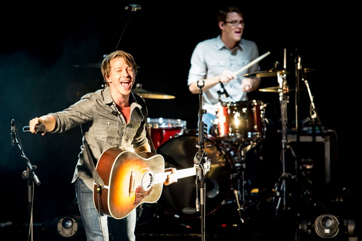 Mike Donehey Tenth Avenue North