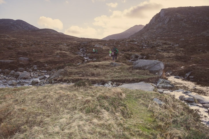 Hare's Gap, The Mournes
